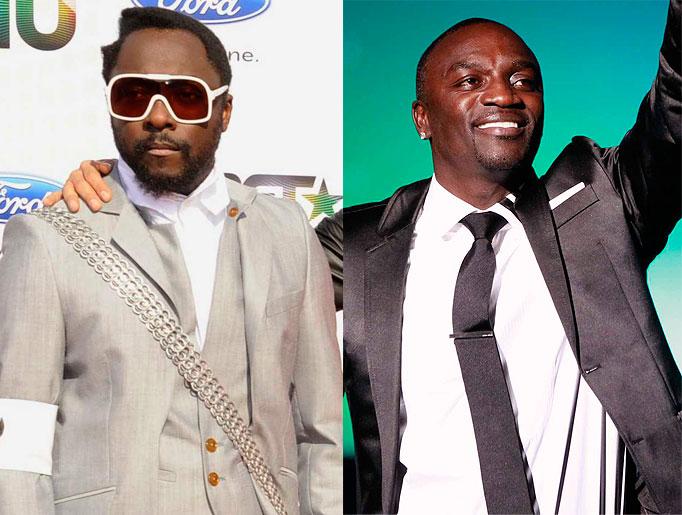 Da Illest feat. Akon & will.i.am – World Bounce