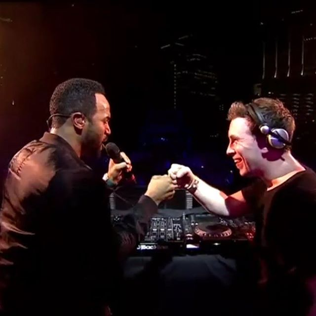 Hardwell & Craig David – No Holding Back
