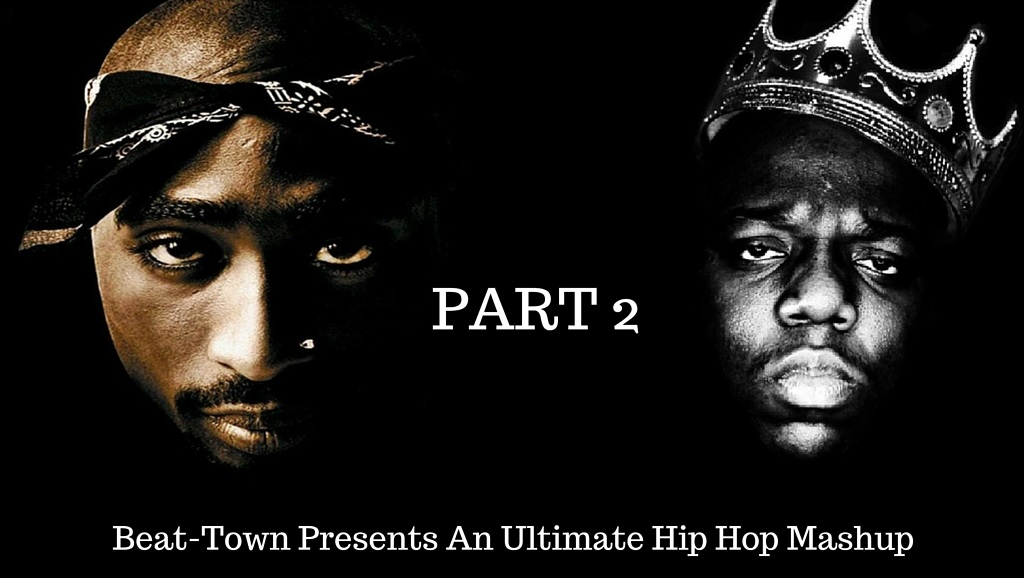 Throwback Sundays Vol.101: Ultimate Hip Hop Mashup (Part 2)