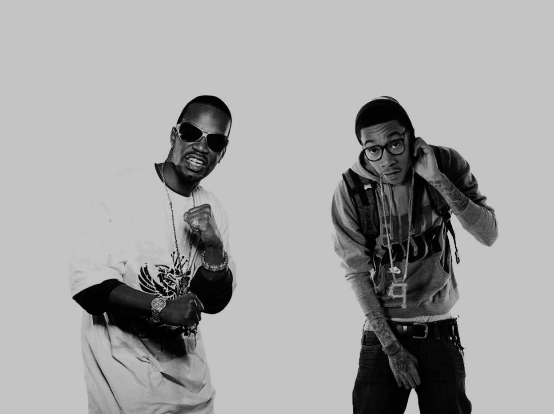 juicy j wiz khalifa