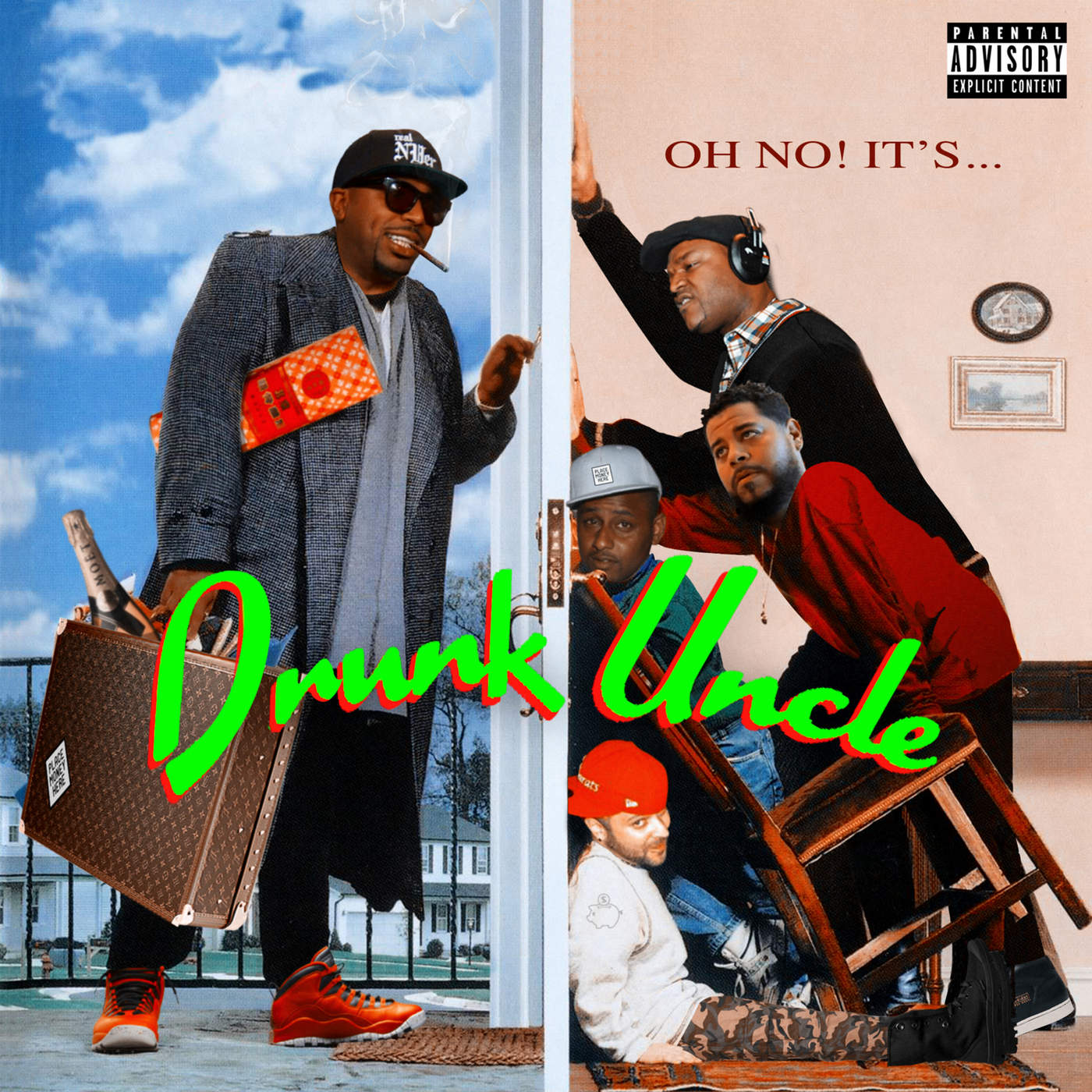 Review: N.O.R.E. – Drunk Uncle