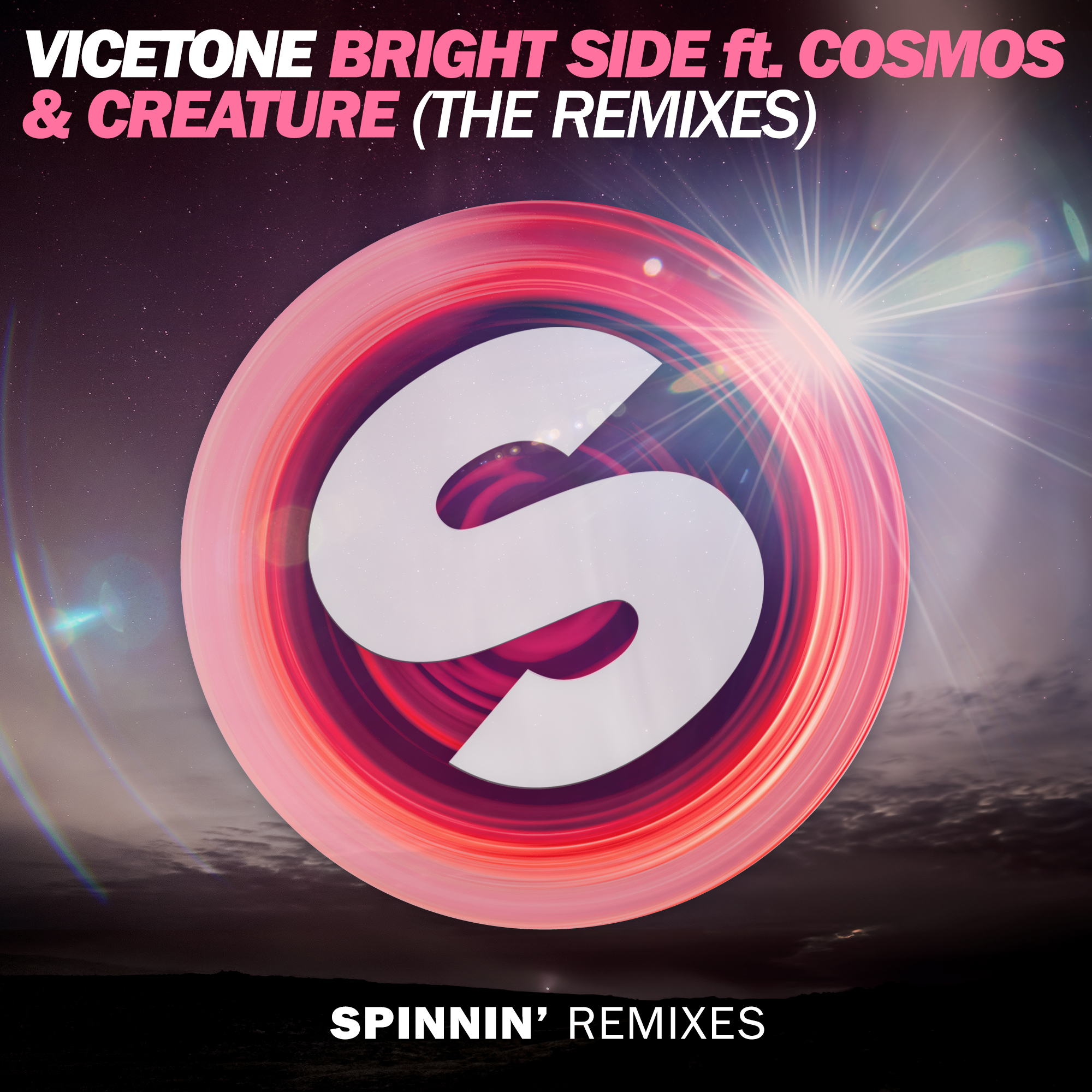 Vicetone – Bright Side (Remix EP)