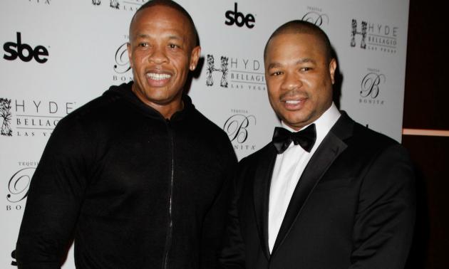 Dr. Dre feat. Xzibit – Untitled (Preview)