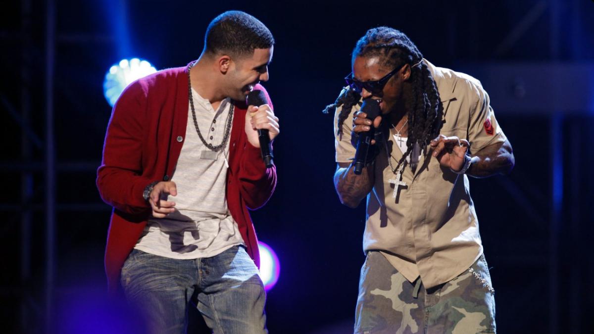 Lil Wayne feat. Drake – BB King (Freestyle)
