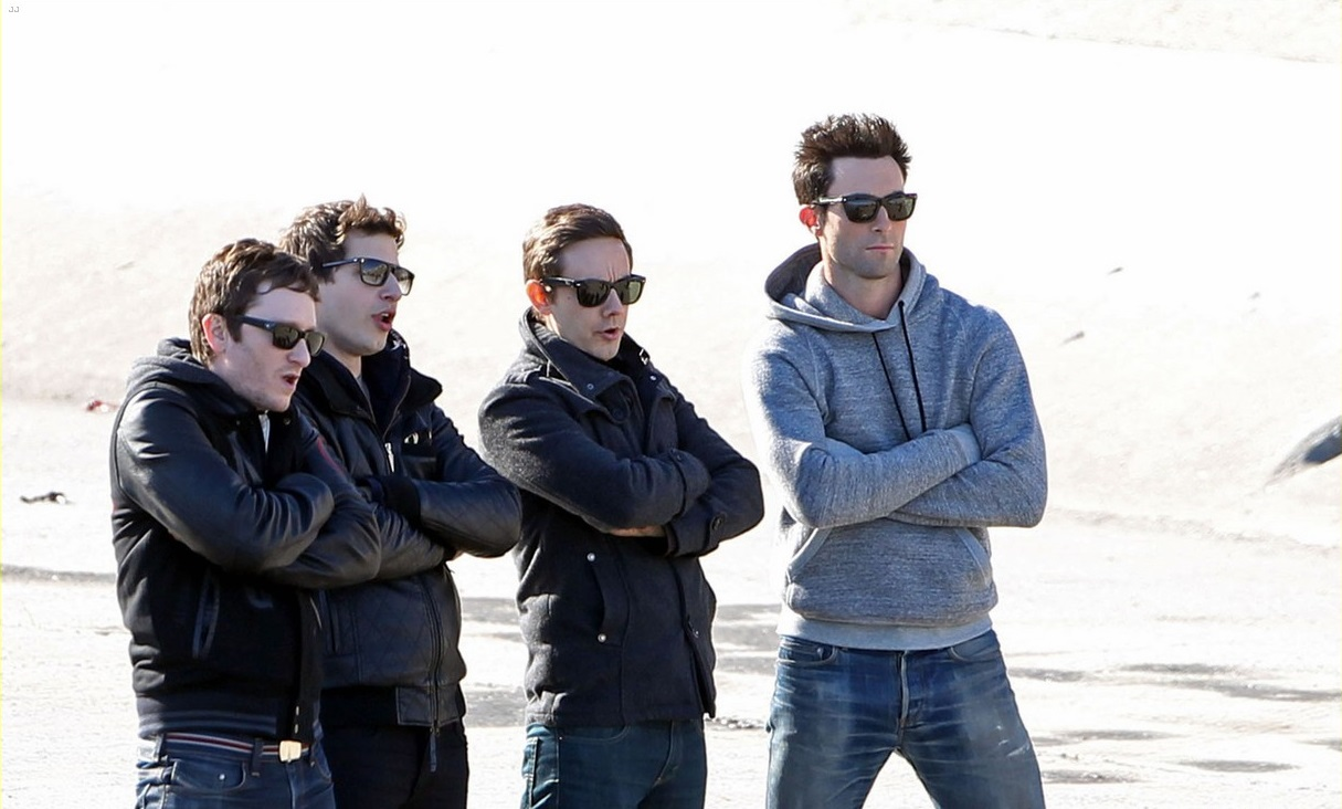The Lonely Island feat. Adam Levine – I'm So Humble