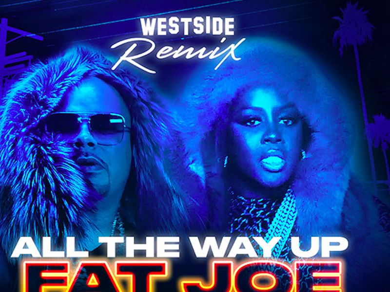 Fat Joe & Remy Ma feat. Snoop Dogg, E-40, The Game, French Montana & Infared – All The Way Up (Remix)