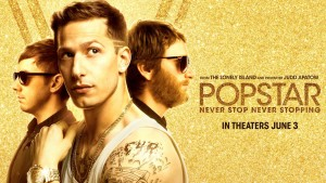 The Lonely Island – PopstarNever StopNever Stopping