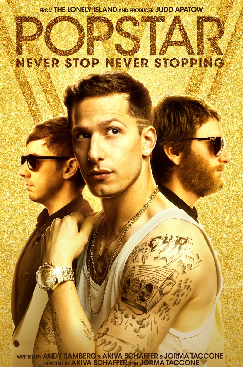 Stream: The Lonely Island – Popstar: Never Stop, Never Stopping