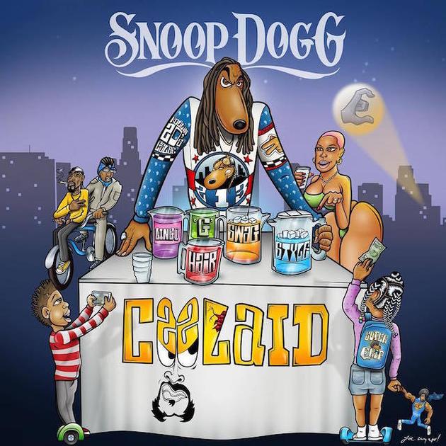 Stream: Snoop Dogg – Coolaid