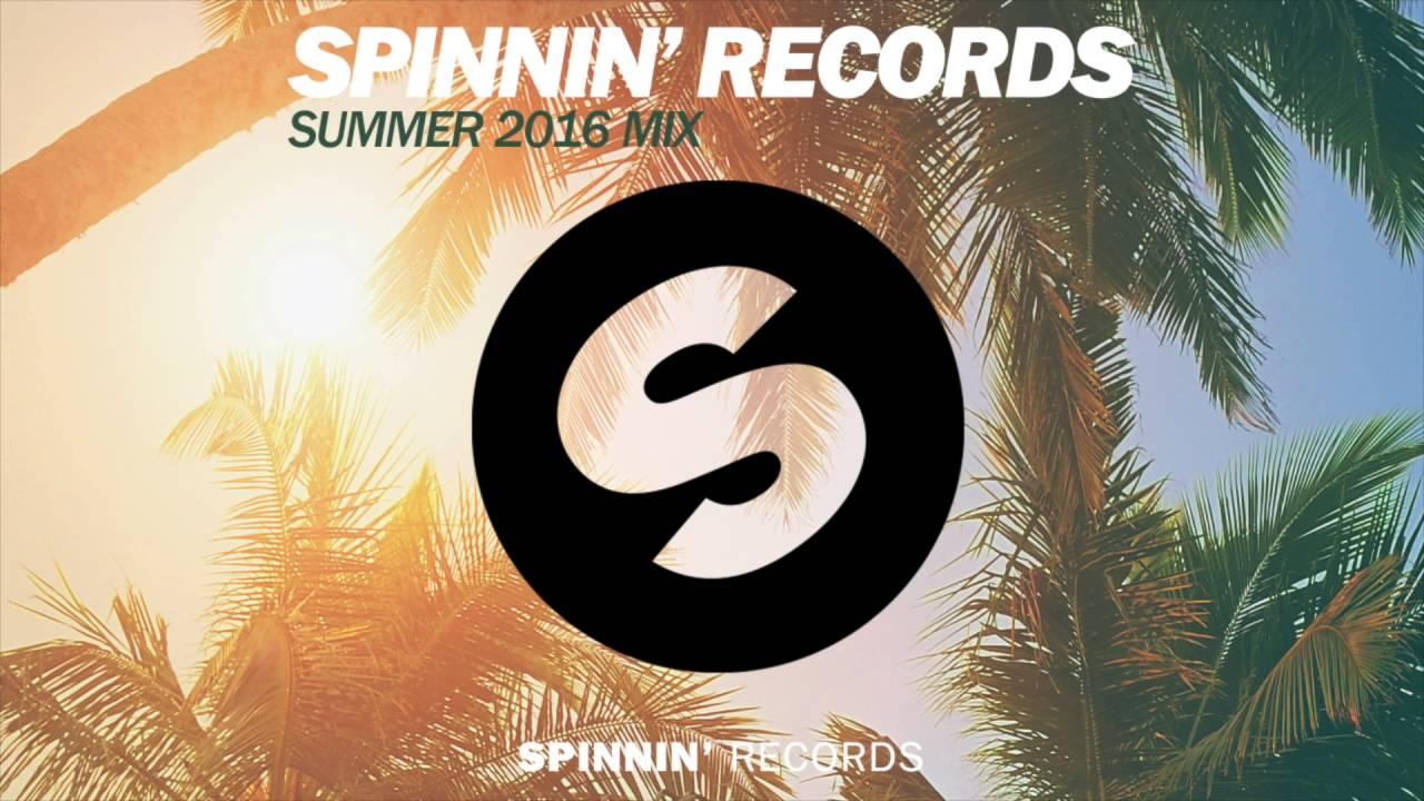 Spinnin Records Summer Mix 2016