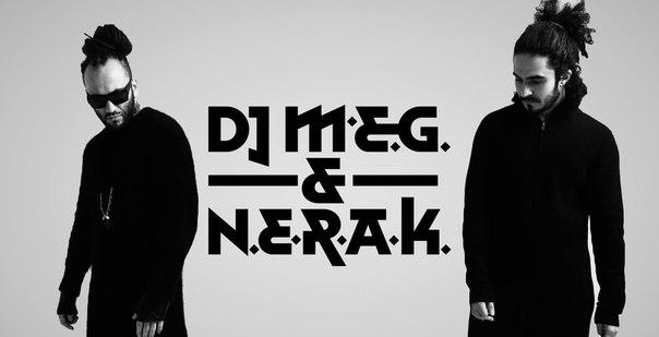 MEG & NERAK – Get Down