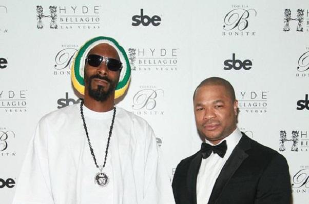 Xzibit, Snoop Dogg & B-Real ετοιμάζουν το επόμενο single τους!