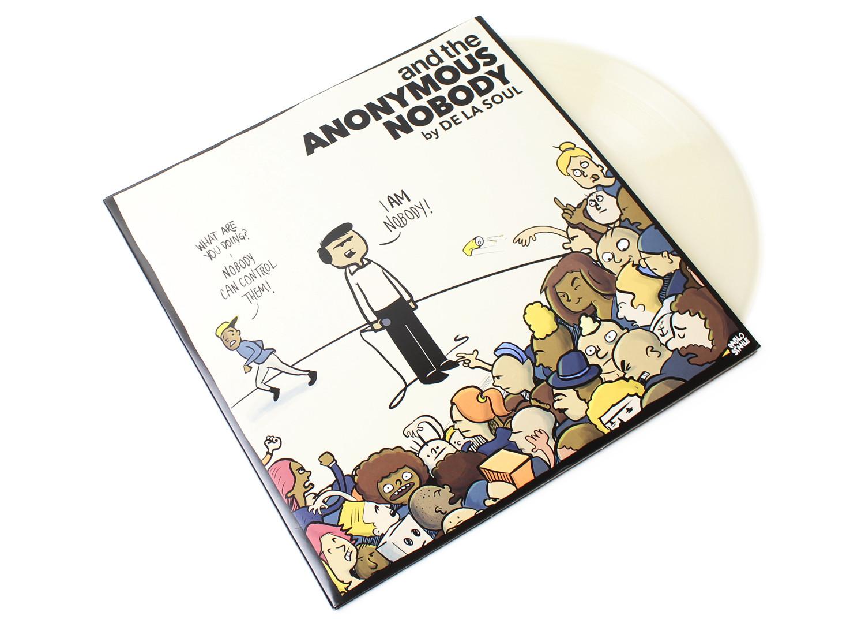 Review: De La Soul – and the Anonymous Nobody…