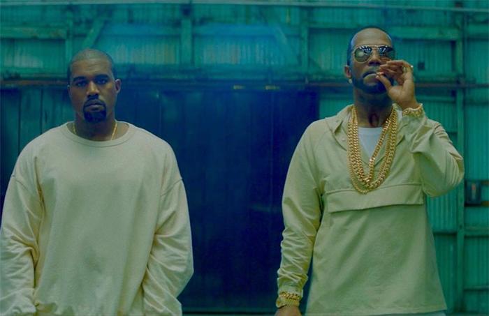 Juicy J feat. Kanye West – Ballin' (Video)