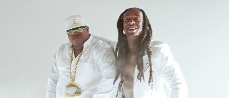 E-40 feat. Ty Dolla $ign & Konshens – One Night (Video)
