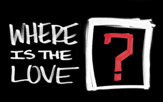 where is the love 2016