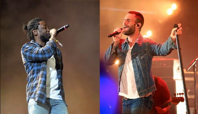 Maroon 5 feat. Kendrick Lamar – Don't Wanna Know