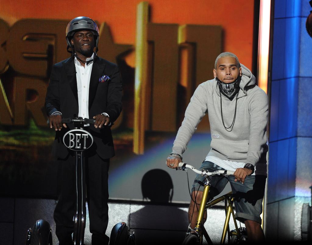 Kevin Hart feat. Chris Brown & Joelle James – Scream