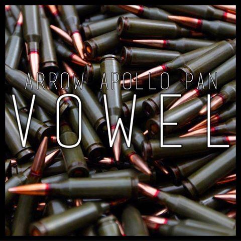 Arrow & Apollo Pan – Vowel (FD)