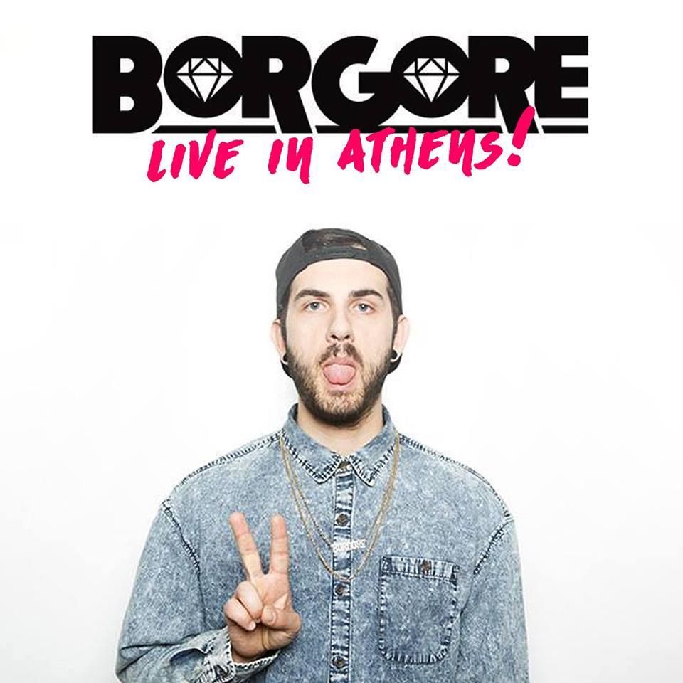 Borgore Live In Athens