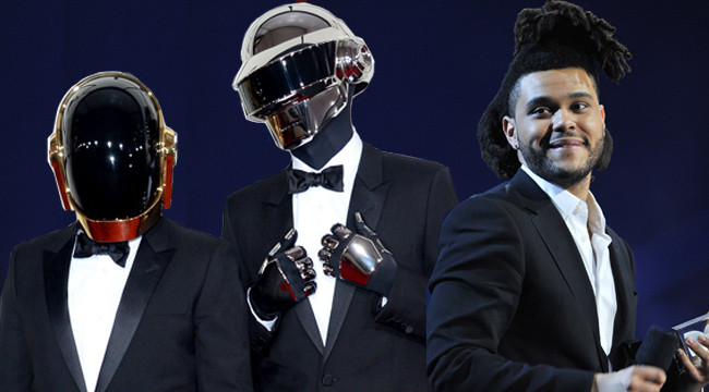 The Weeknd feat. Daft Punk – Feel It Coming