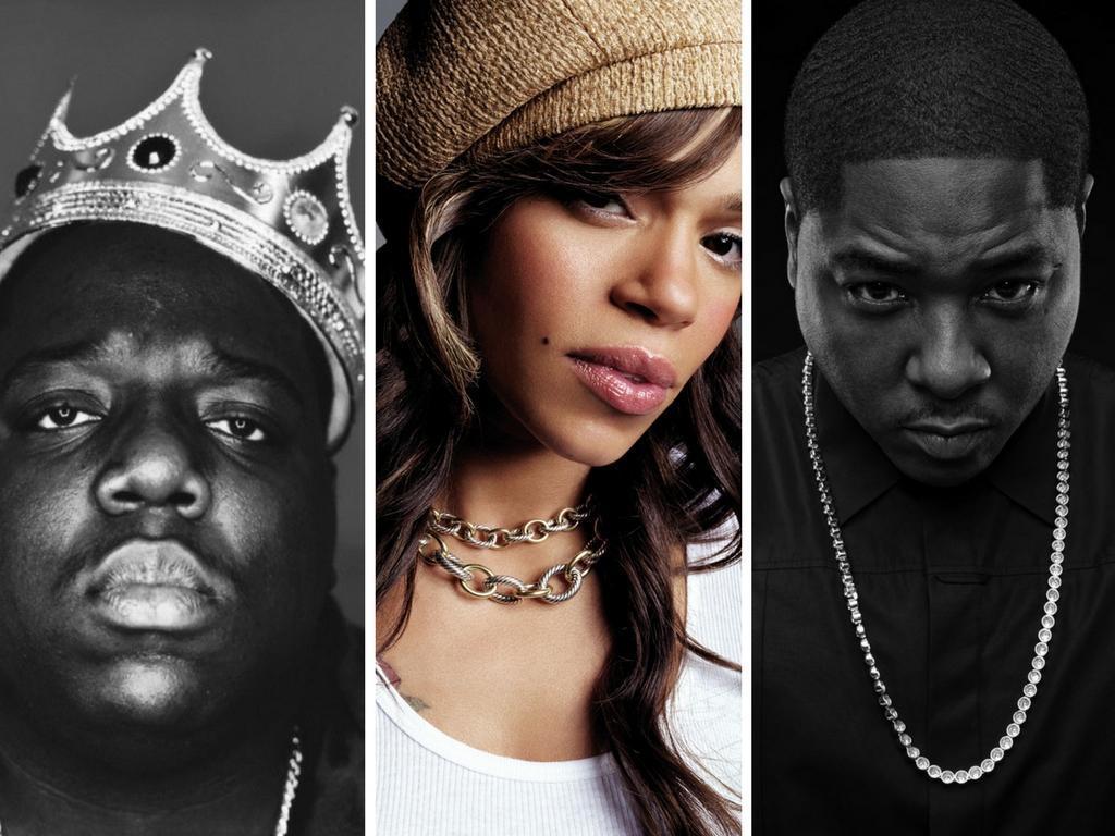 The Notorious B.I.G. & Faith Evans feat. Jadakiss – NYC