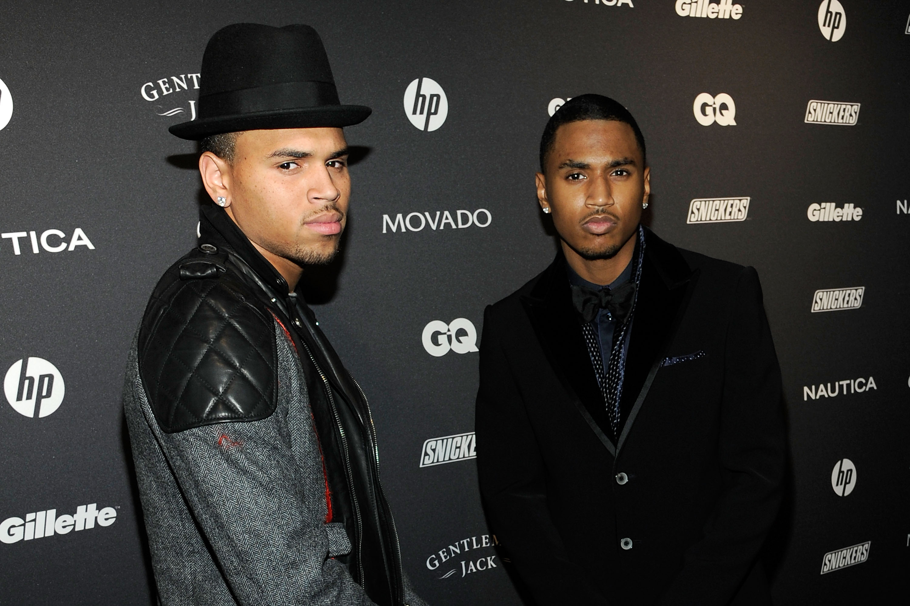 chris brown trey songz