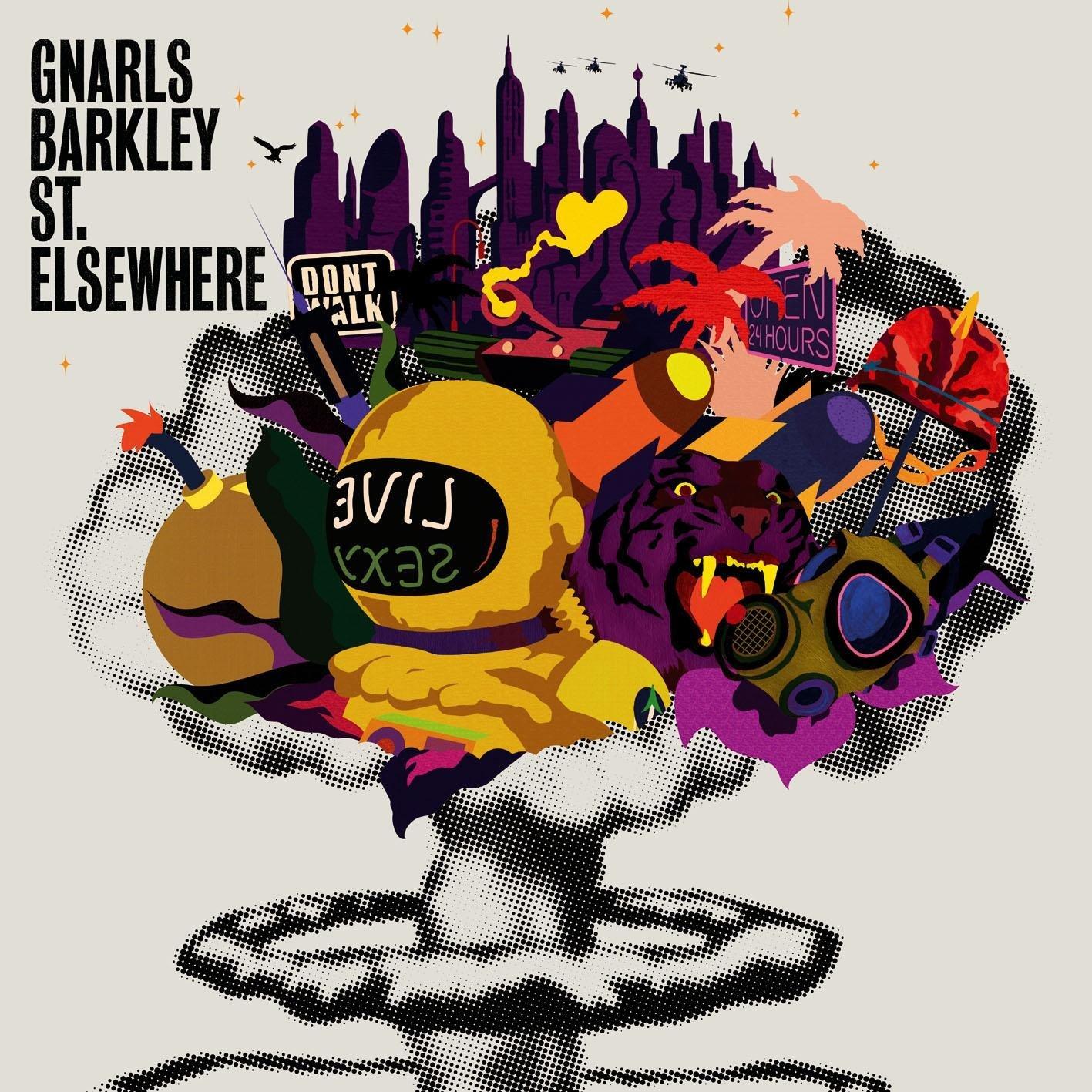 #TBT Review: Gnarls Barkley – St. Elsewhere
