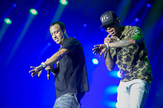 French Montana feat. Chris Brown & Migos – Hold Up (Video)