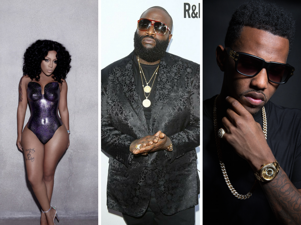 DJ E-Feezy feat. K. Michelle, Fabolous & Rick Ross – Got Me Crazy (Video)