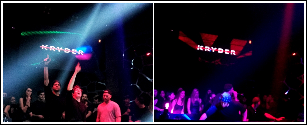 Live Report: Kryder & Ace2Ace live in Athens