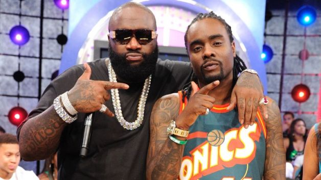 Rick Ross feat. Wale – Act A Fool