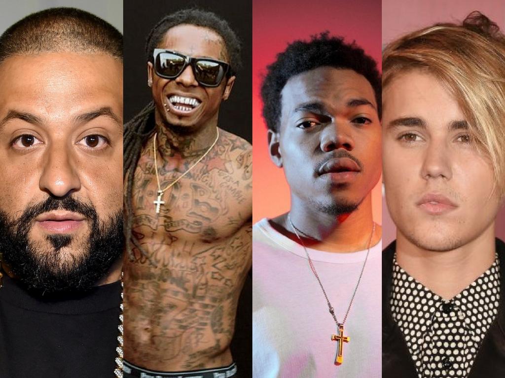 DJ Khaled feat. Lil Wayne, Justin Bieber, Chance The Rapper & Quavo – I'm The One (Video)