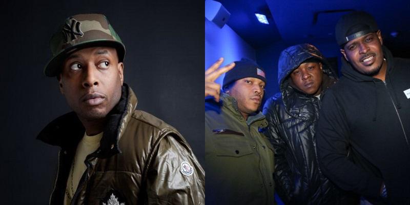 Talib Kweli & Styles P feat. Jadakiss, Sheek Louch & NIKO IS – Nine Point Five (Video)