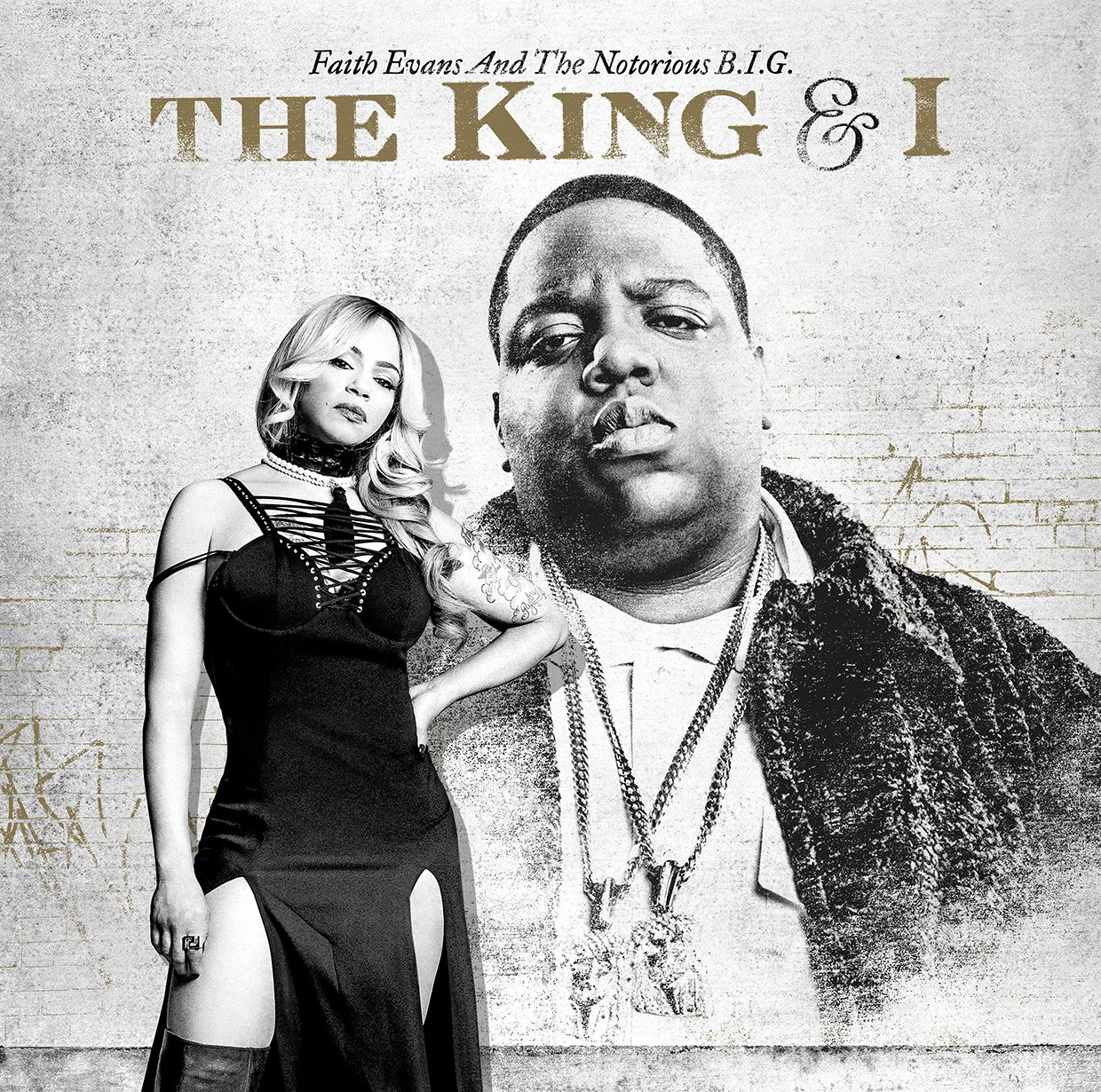 Stream: The Notorious B.I.G. & Faith Evans – The King And I