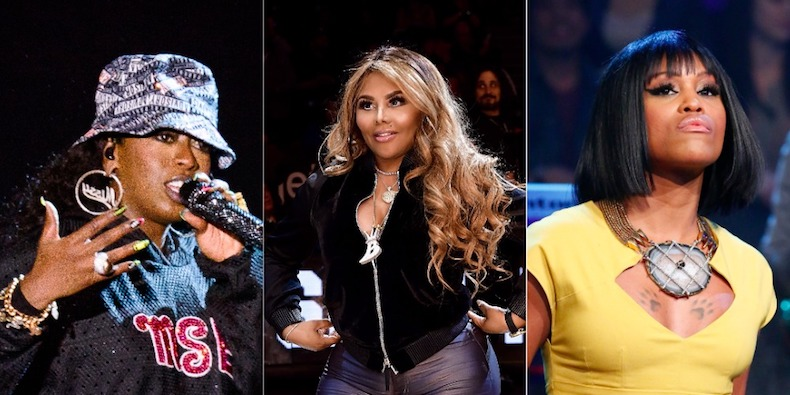 Missy Elliott feat. Eve, Lil Kim & Trina – I'm Better (Remix)