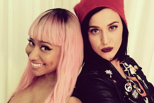 Katy Perry feat. Nicki Minaj – Swish Swish