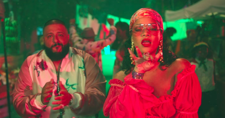 DJ Khaled feat. Rihanna & Bryson Tiller – Wild Thoughts (Video)