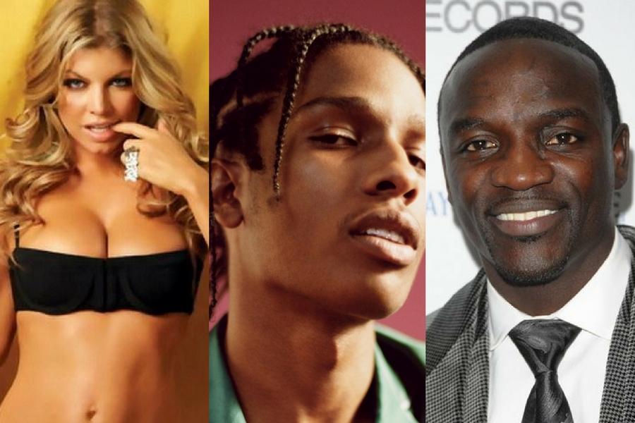 Fergie feat. A$AP Rocky & Akon – Relax