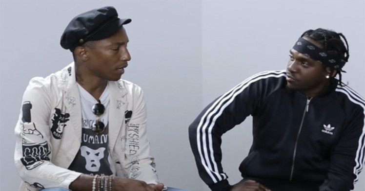 Vic Mensa feat. Pusha T & Pharrell Williams – OMG