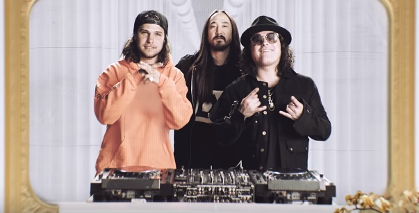 Steve Aoki & DVBBS feat. 2 Chainz – Without You (Video)