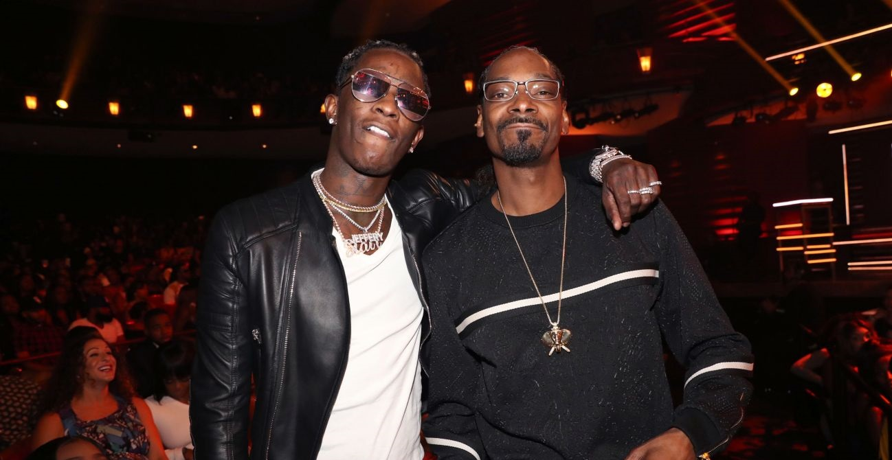 Young Thug feat. Snoop Dogg & Lil Durk – Get High