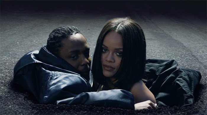 Kendrick Lamar feat. Rihanna – LOYALTY (Video)