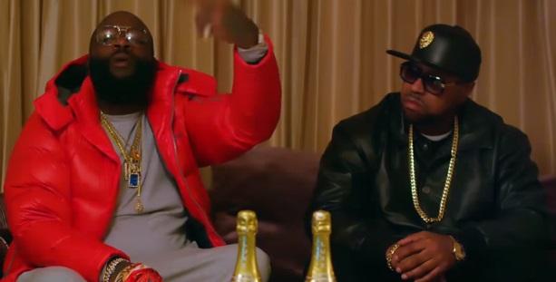 DJ Kay Slay feat. Rick Ross, 2 Chainz & Meet Sims – Wild One (Video)