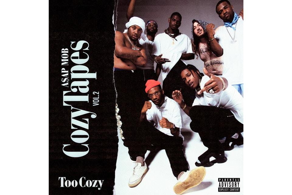 Stream: A$AP Mob – Cozy Tapes Vol. 2: Too Cozy