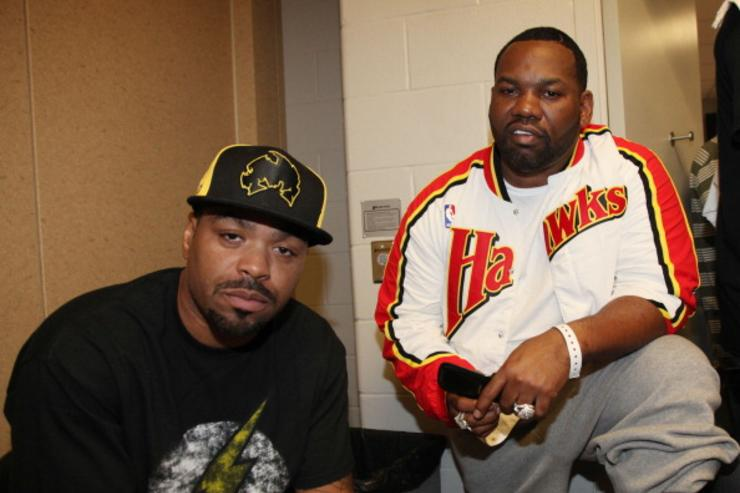 Sean Price feat. Method Man, Raekwon, Smif-N-Wessun, Inspectah Deck, Rock & Foul Monday – Clans & Clicks