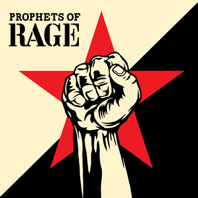 Stream: Cypress Hill, Rage Against The Machine & Public Enemy – Prophets Of Rage