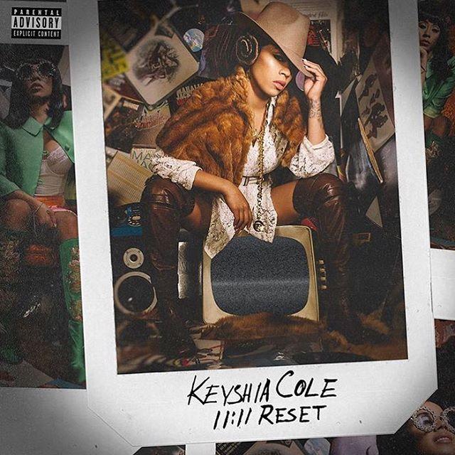 Stream: Keyshia Cole – 11:11 Reset