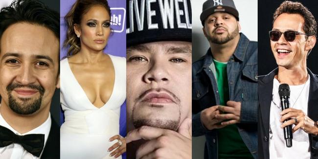 Lin-Manuel Miranda feat. Jennifer Lopez, Fat Joe, Joell Ortiz, Marc Anthony & more – Almost Like Praying (Video)