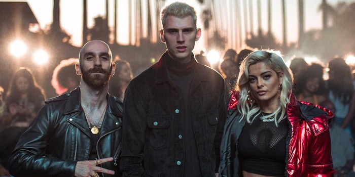 Machine Gun Kelly feat. X Ambassadors & Bebe Rexha – Home (Video)